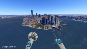 GoogleEarth VR