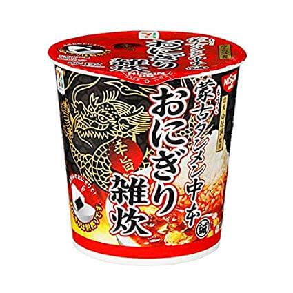 蒙古タンメンおにぎり雑炊
