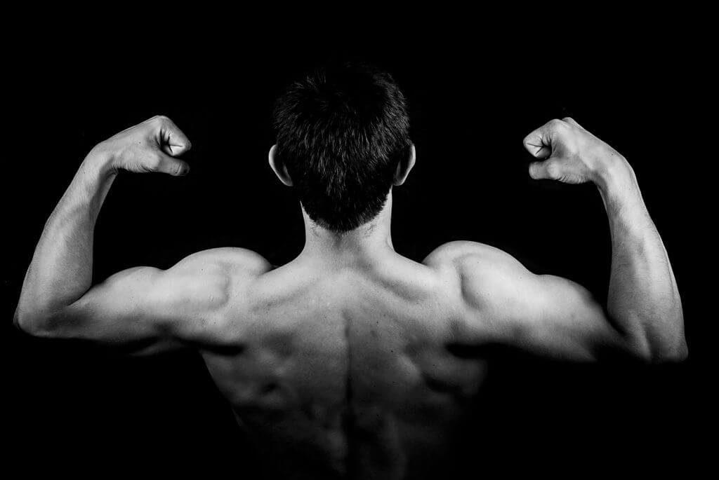 筋肉が自信に繋がる