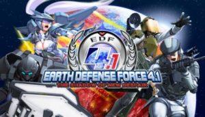 地球防衛軍4.1