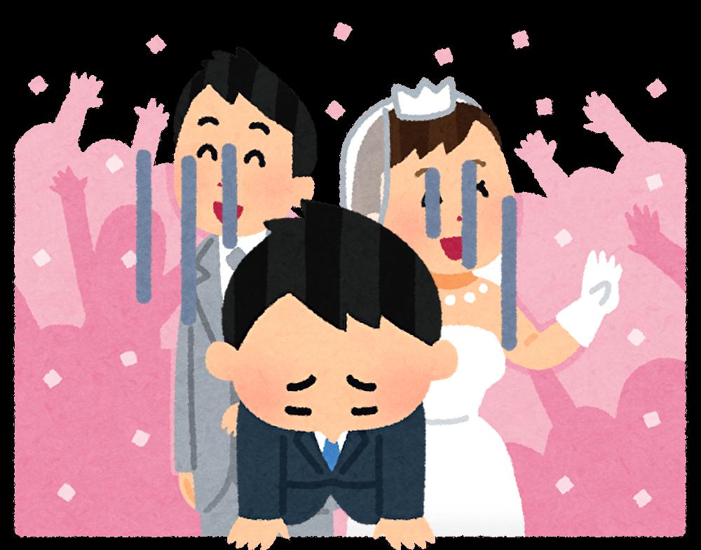 結婚式行きたくない